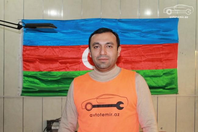 Rəşad Əliyev