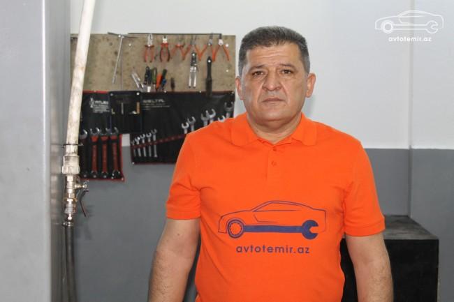 Vüqar Əhmədov