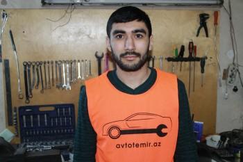 Sahil Hüseynov