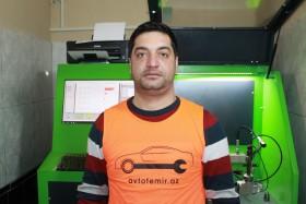 Rahib Ağayev