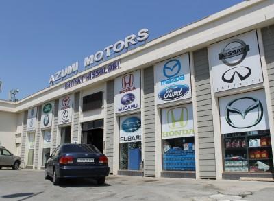 Azumi Motors Ehtiyat Hissələri