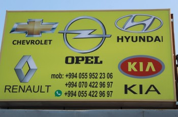 Opel Avto Ehtiyat Hissələri