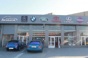 Z&Z Motors Arabachı Filialı