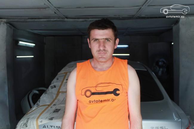 Natiq Ağayev