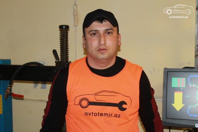 Sərxan İsmayılov