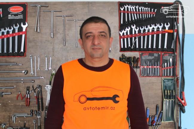 Raqif Namazov