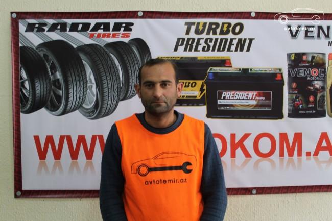 Şirxan Hüseynov