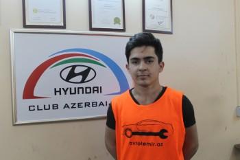 Eltun Əzizov
