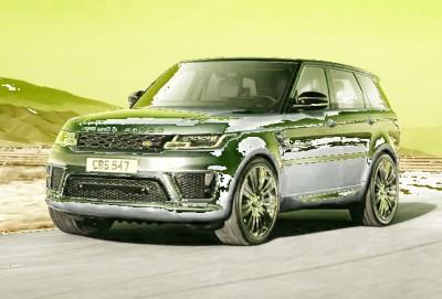 Land Rover Sport modelini təqdim edib