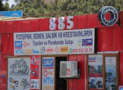 885 Salnik Podşipnik