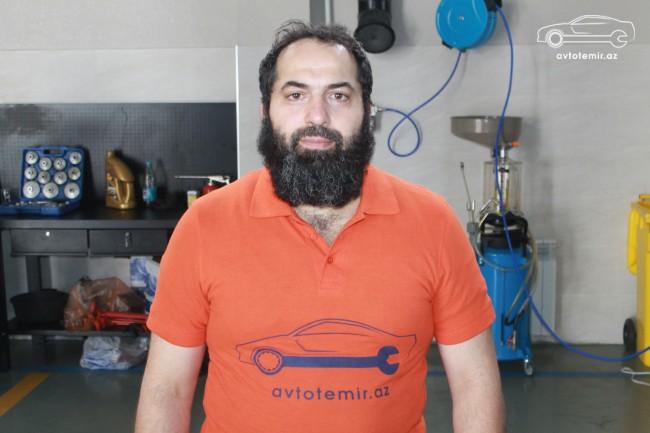 Rövşən Aşumov