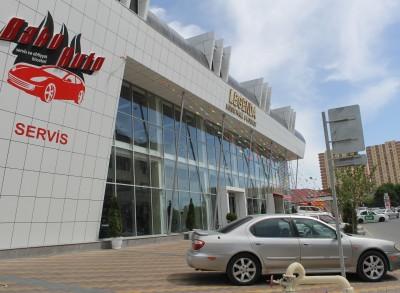 Baku Auto Ehtiyat Hissələri