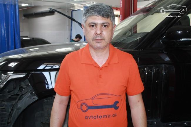 Pərviz Salehov