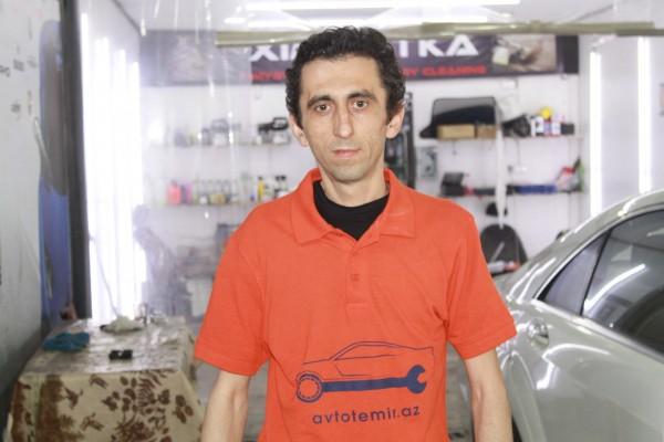 Samir Qasımov