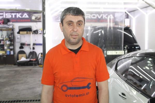 Hafiz Mustafayev