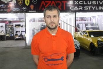 Teymur İsmayılov