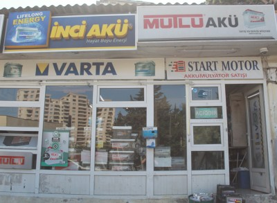 Start Motors Akkumulyator Servis