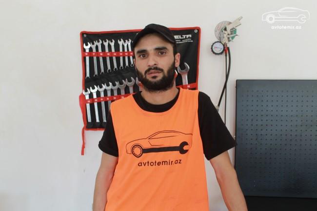 Ramin Yahyayev