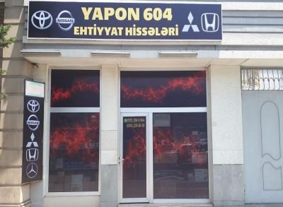 604 Yapon