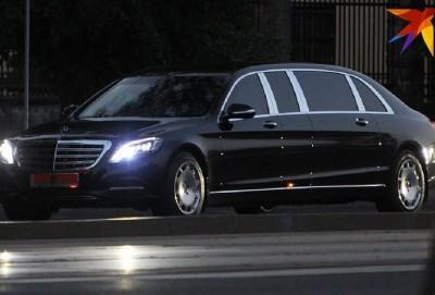 Prezidentin təxminən 2 milyon dollarlıq avtomobili