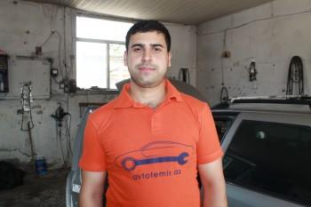 Mərhəmət Qasımov