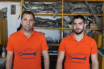 Rövşən və Arif