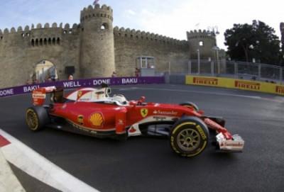 Formula 1 Bakıda bu vaxtı keçiriləcək