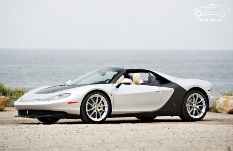 3 milyon dollara Ferrari SATILIR