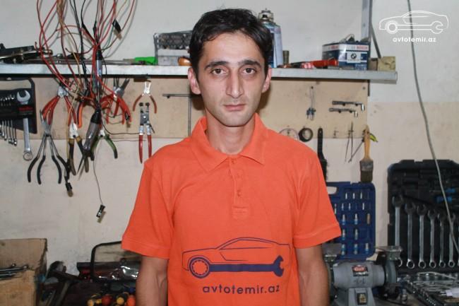 Mahir Məmmədov