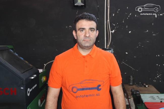 Rauf Ağayev