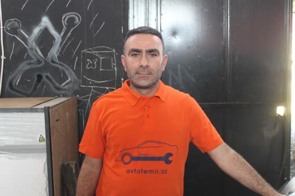 Vüsal Ağayev