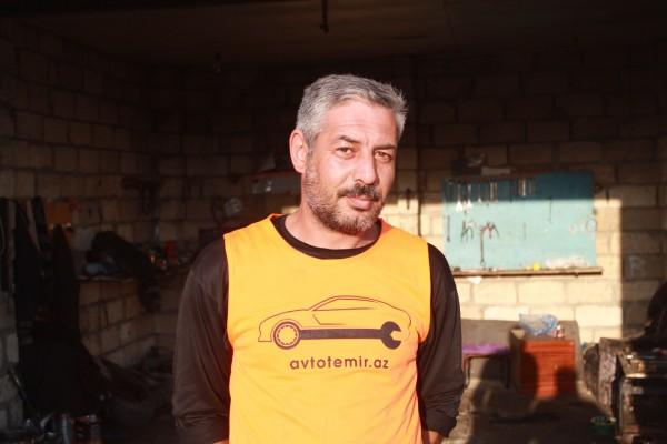 Ramin Şahmirzəyev
