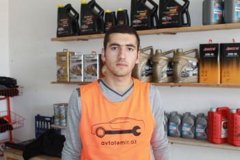 Seymur Xəlilov