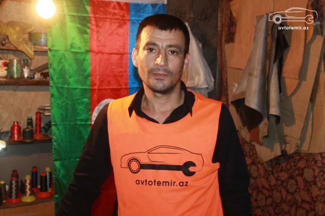 Mabəddin Babayev