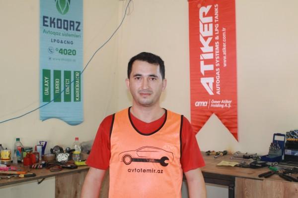 Teymur Müslümov