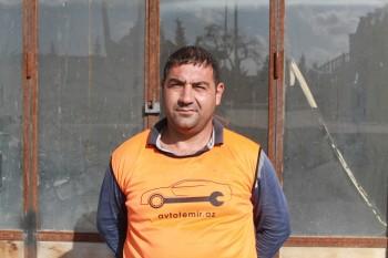 Vüqar Həsənov