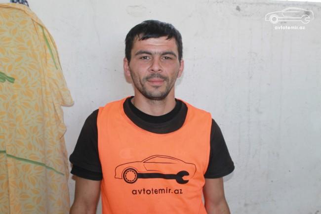 Firuz Abdullayev