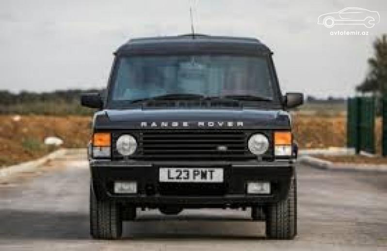 "39 min manata ""Range Rover"""