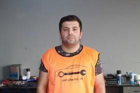 Fariz Şəfiyev