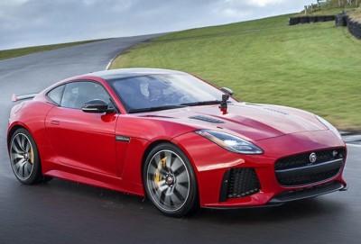 Yenilənmiş Jaguar F-Type nümayiş olunacaq