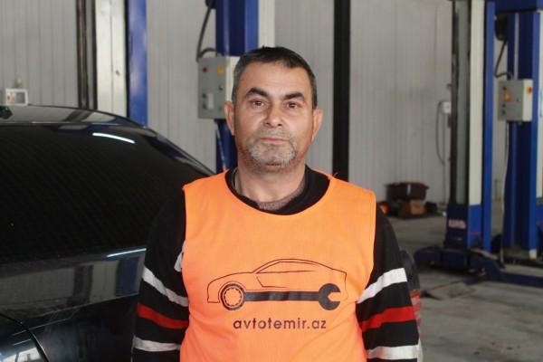 Zaur Əliyev