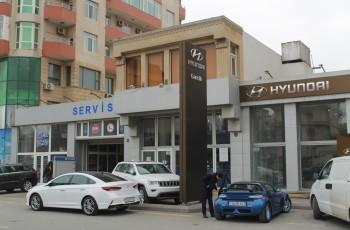 Hyundai Ehtiyat Hissələri Gənclik