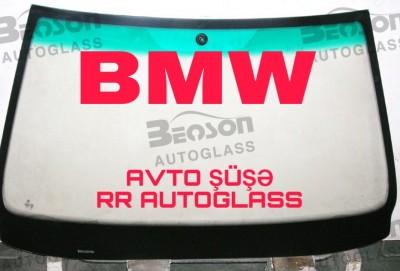 BMW avtomobil şüşələri