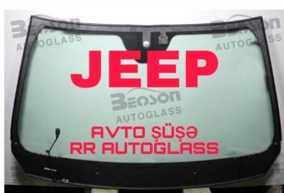 Jeep avtomobil şüşələri