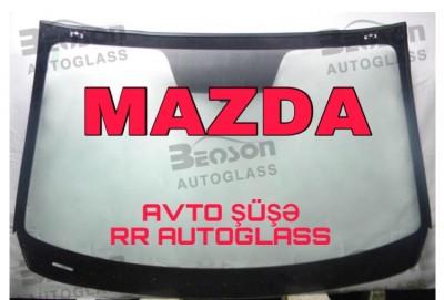 Mazda avtomobil şüşələri