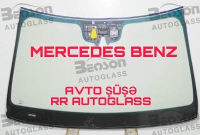 Mercedes avtomobil şüşələri
