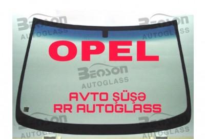 Opel avtomobil şüşələri