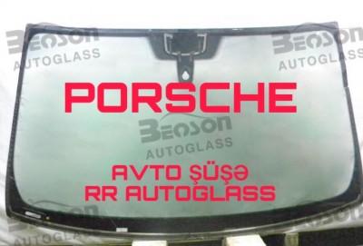 Porsche avtomobil şüşələri