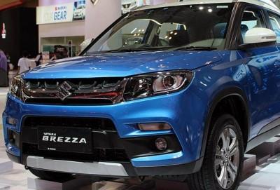 Suzuki Vitara Brezza krossoveri yeniləndi