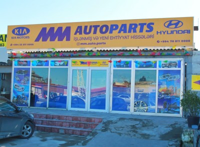 MM Auto Parts Hyundai və Kia